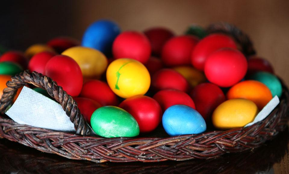 Easter in Enisala