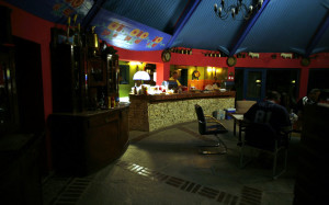Rotonda - the bar