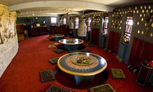 Ottoman Lounge
