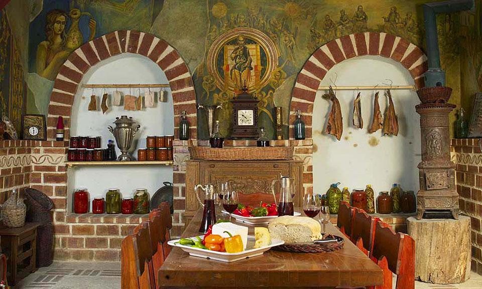 Byzantine Wine Cellar