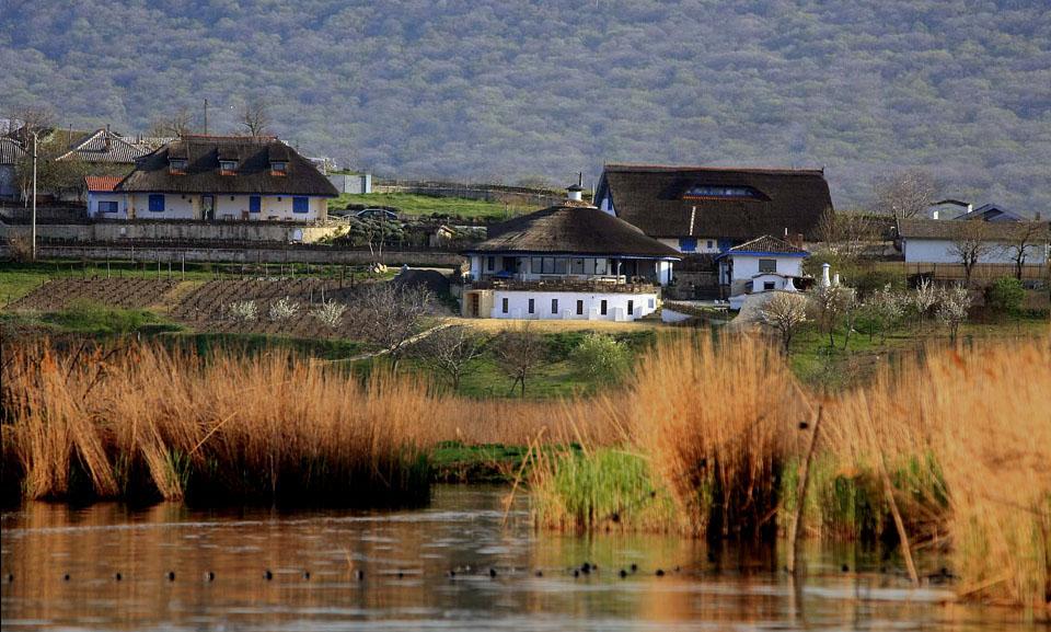 Enisala Safari Village – Satul de vacanță